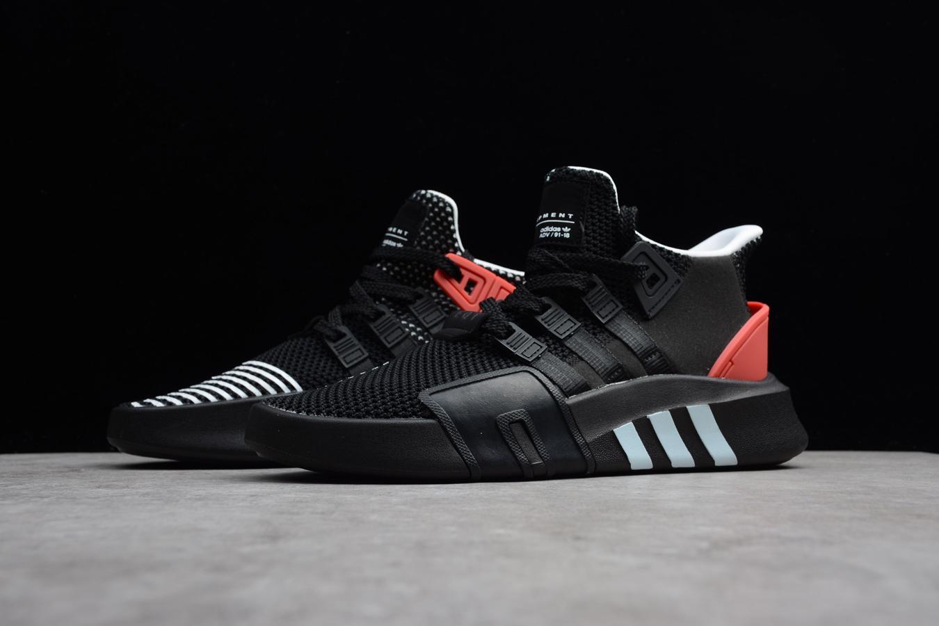 adidas EQT Bask ADV Black Red 1