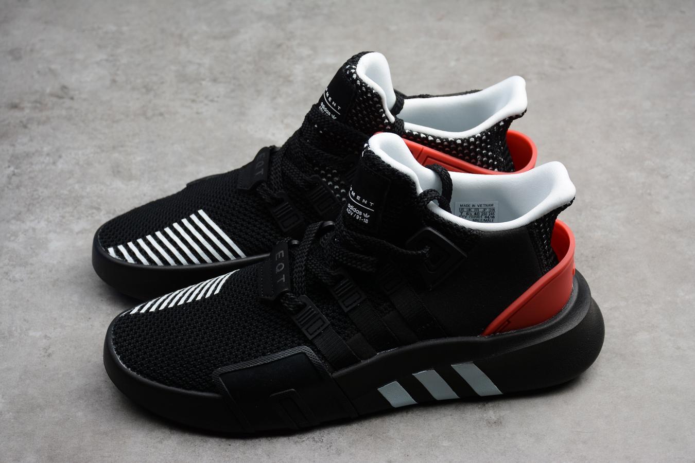 adidas EQT Bask ADV Black Red 6