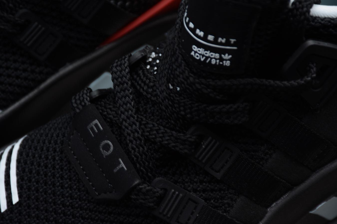 adidas EQT Bask ADV Black Red 7