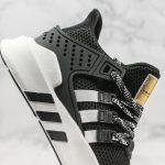 adidas EQT Bask ADV Black White 6