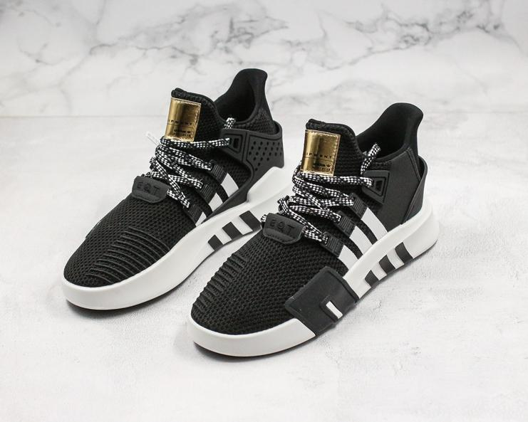 adidas EQT Bask ADV Black White 7