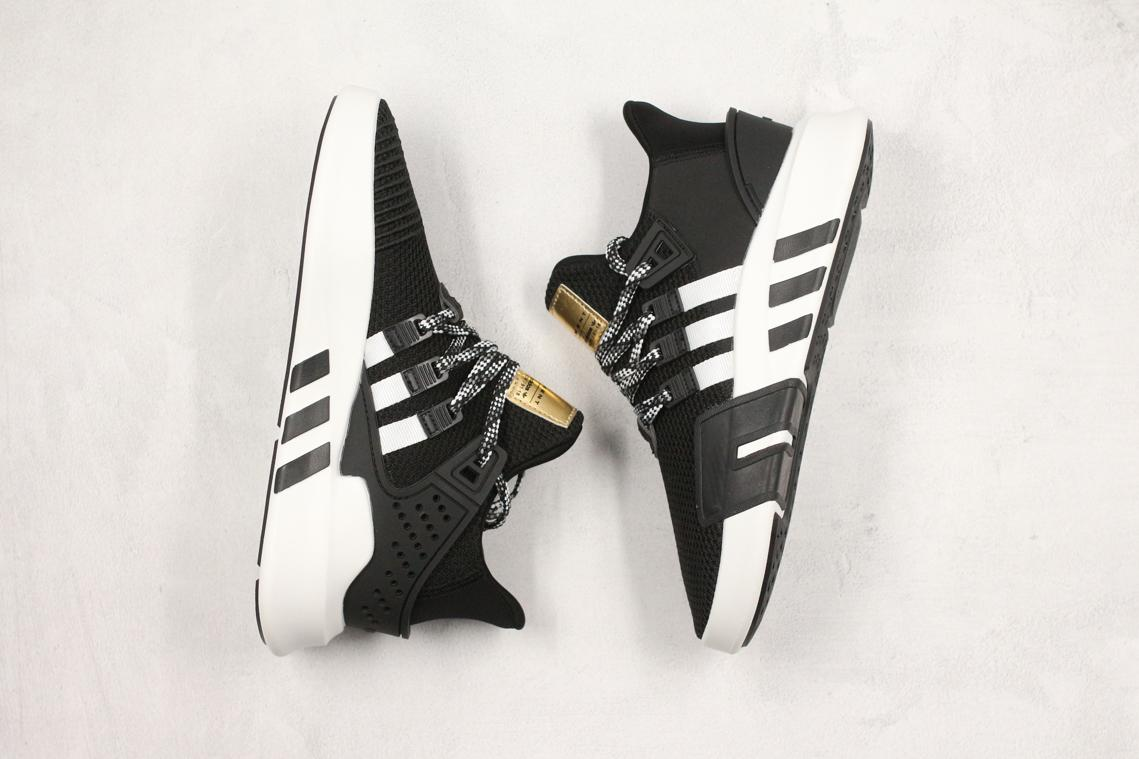 adidas EQT Bask ADV Black White 8