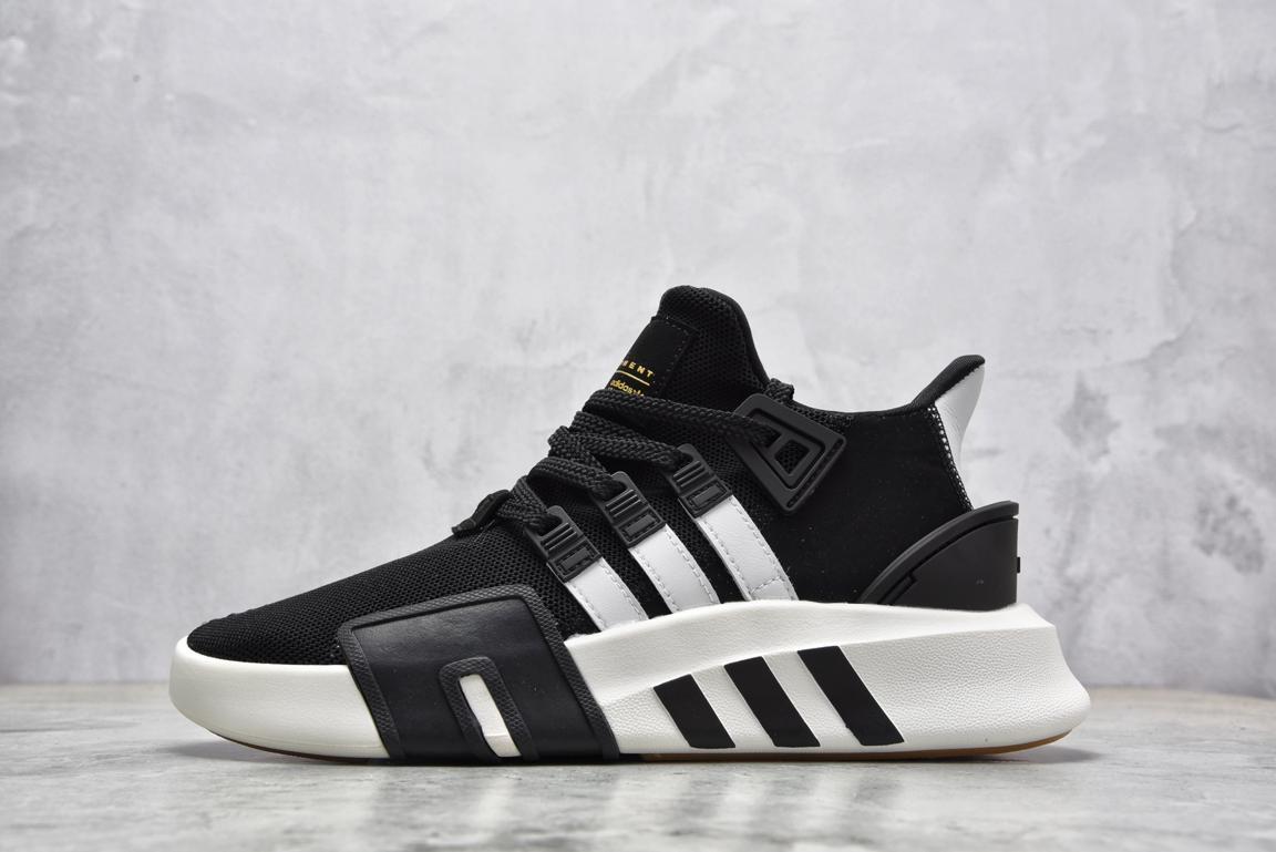 adidas EQT Bask ADV Core Black Footwear White 1
