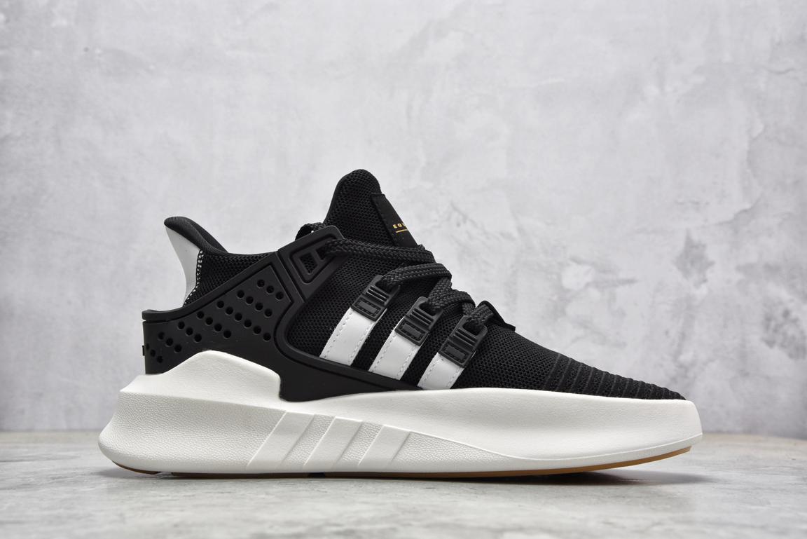 adidas EQT Bask ADV Core Black Footwear White 2