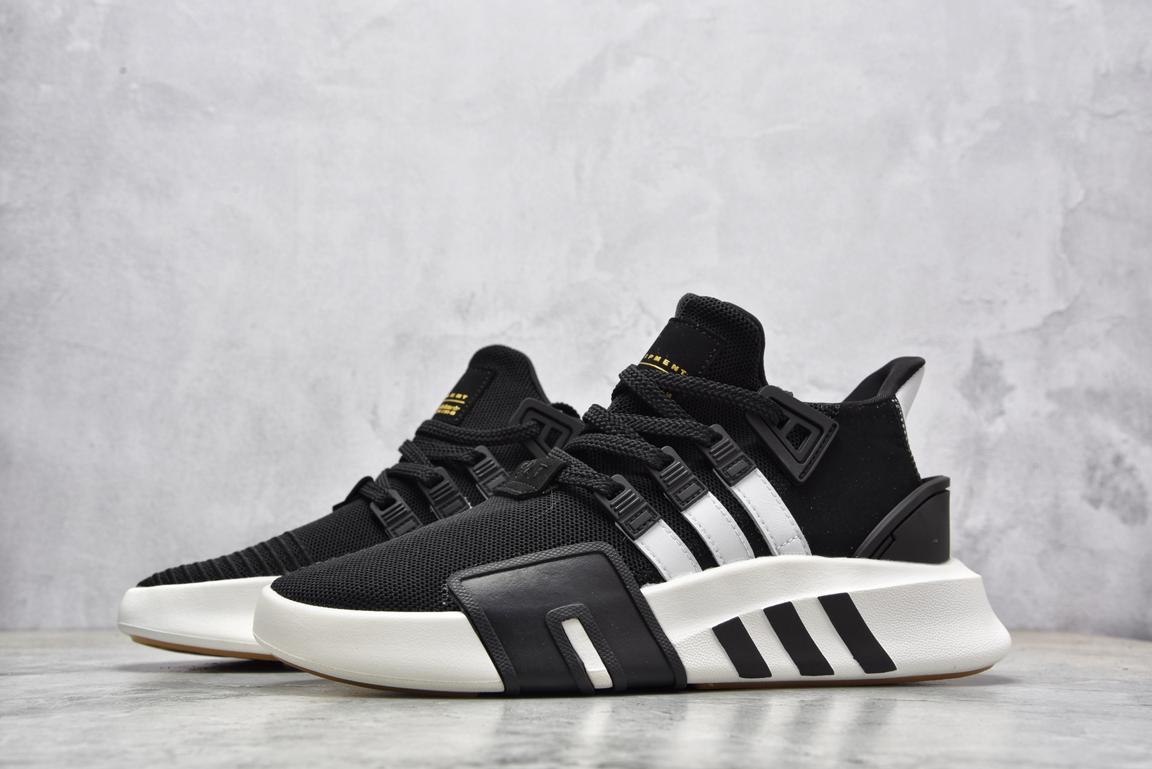 adidas EQT Bask ADV Core Black Footwear White 5