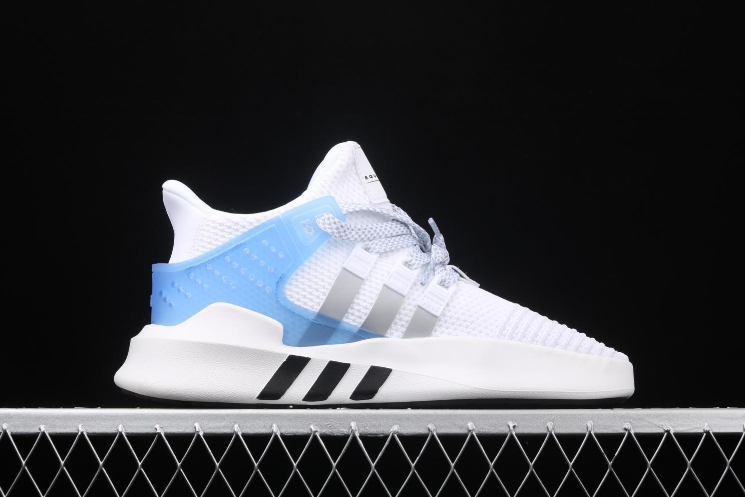 adidas EQT Bask ADV Footwear White 2