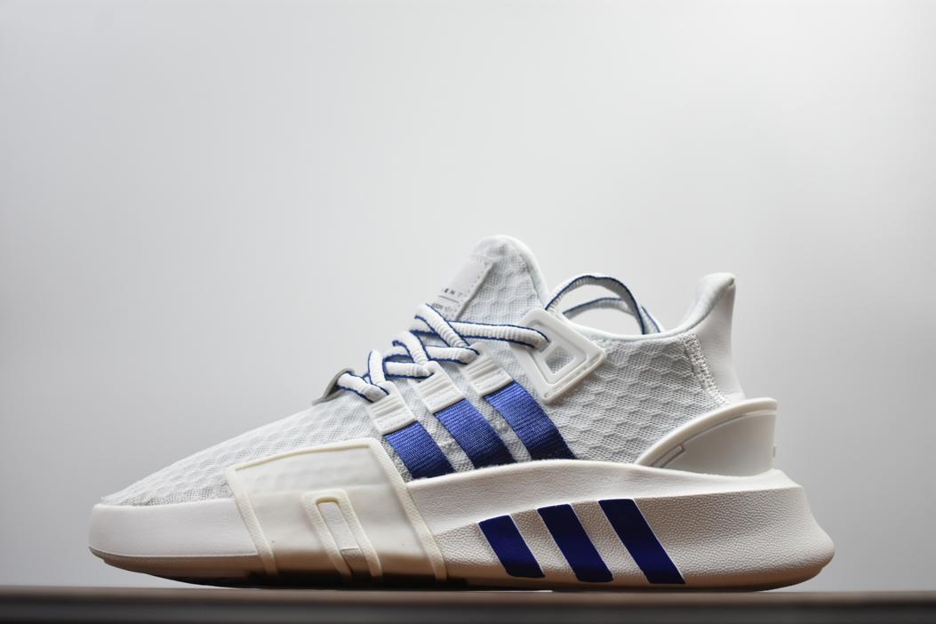 adidas EQT Bask ADV White Active Blue 1