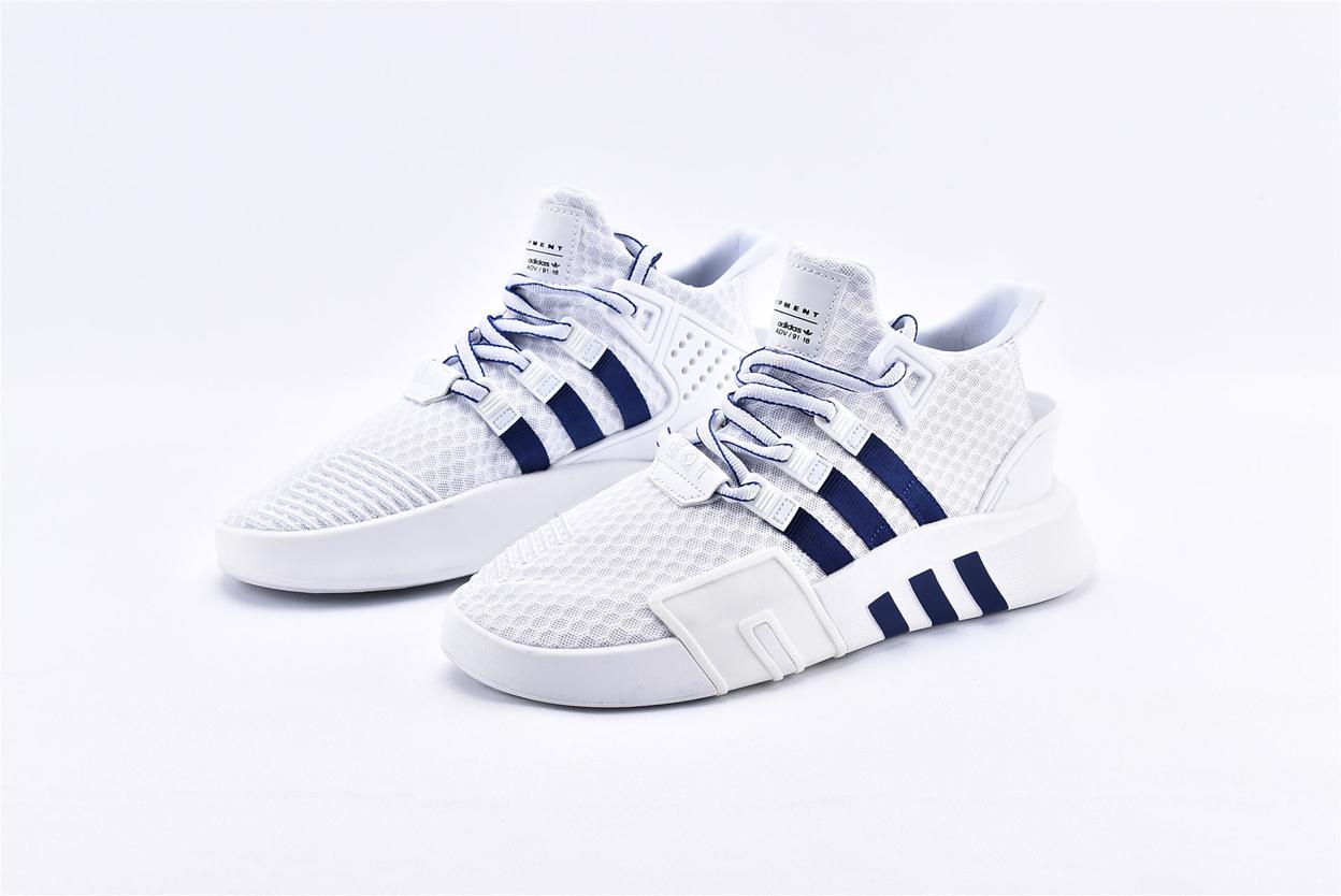 adidas EQT Bask ADV White Active Blue 11