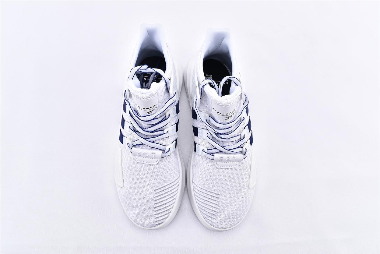 adidas EQT Bask ADV White Active Blue 12