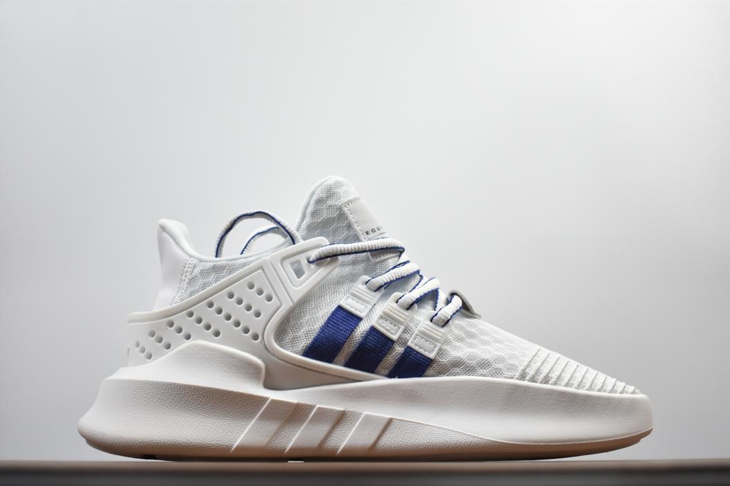 adidas EQT Bask ADV White Active Blue 3