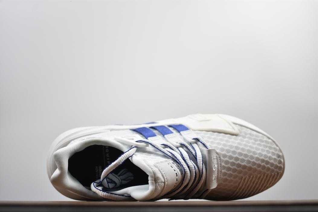 adidas EQT Bask ADV White Active Blue 4