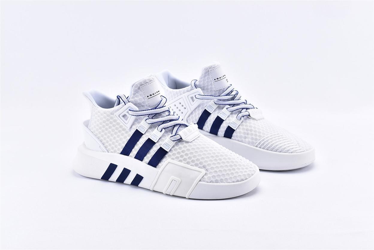 adidas EQT Bask ADV White Active Blue 8