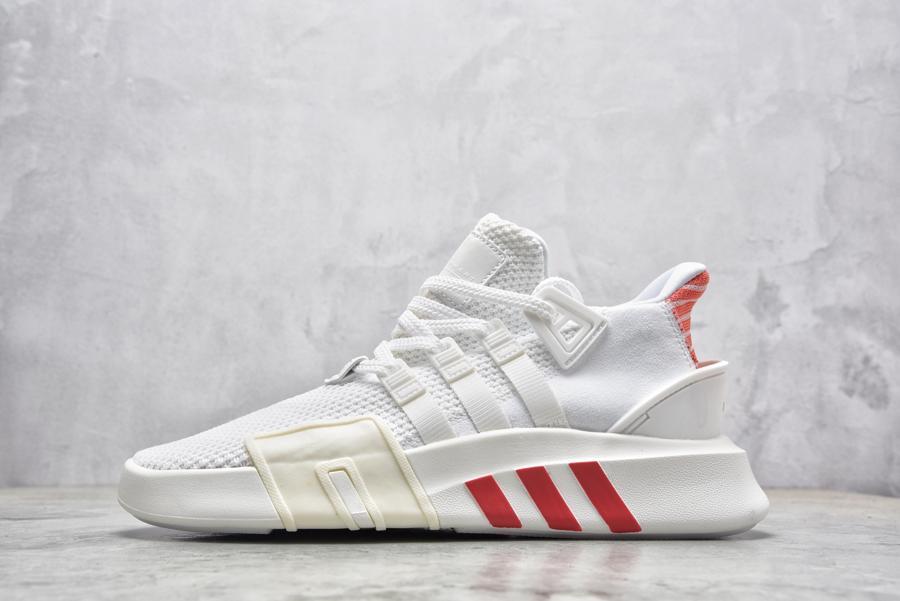 adidas EQT Bask ADV White Red 1
