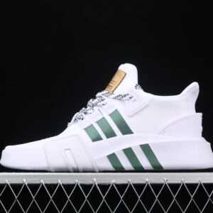adidas EQT Bask ADV White Sub Green 1