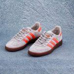 adidas Handball Spezial Grey Coral Gum 1