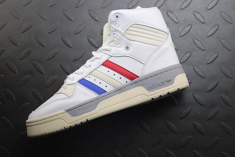 adidas Rivalry High French Tricolor 9