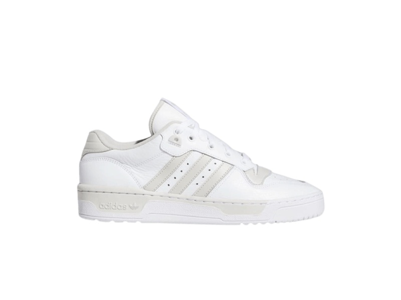 adidas Rivalry Low Cloud White Grey One