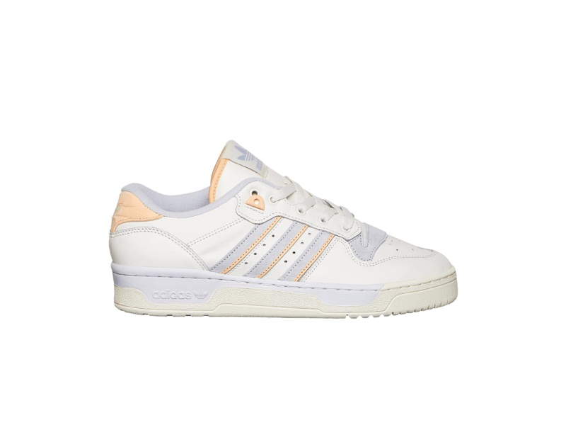 adidas Rivalry Low White Aero Blue