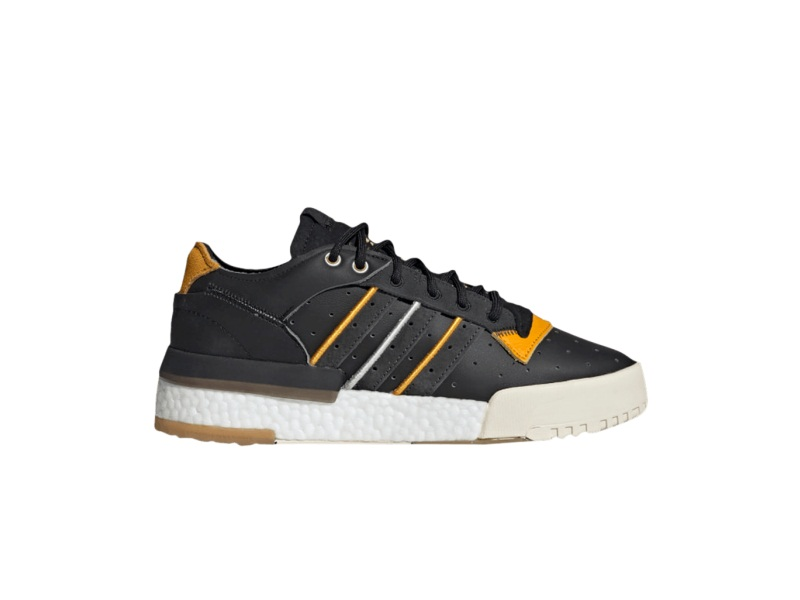 adidas Rivalry RM Low Core Black Carbon 1