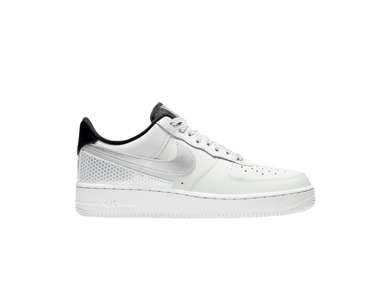 3M x Nike Air Force 1 Low White