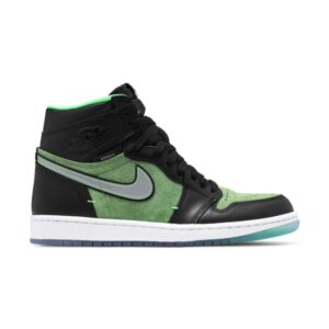 Air Jordan 1 High Zoom Zen Green