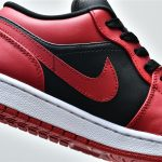 Air Jordan 1 Low Reverse Bred 10