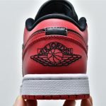 Air Jordan 1 Low Reverse Bred 13