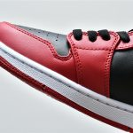 Air Jordan 1 Low Reverse Bred 15