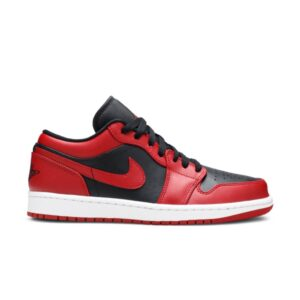 Air Jordan 1 Low Reverse Bred