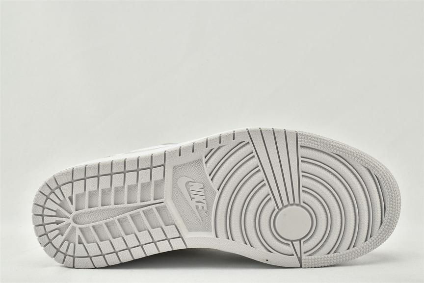 Air Jordan 1 Low White Camo 5