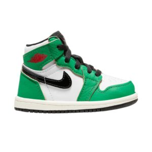 Air Jordan 1 Retro High OG TD Lucky Green