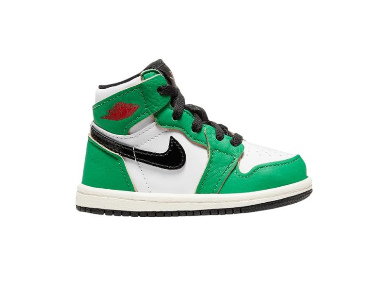 Air Jordan 1 Retro High OG TD Lucky Green