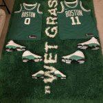 Air Jordan 13 Retro GS Lucky Green 4