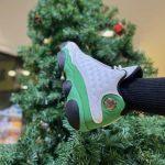 Air Jordan 13 Retro GS Lucky Green 9