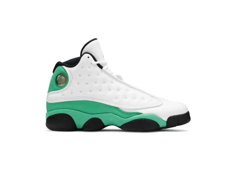 Air Jordan 13 Retro GS Lucky Green