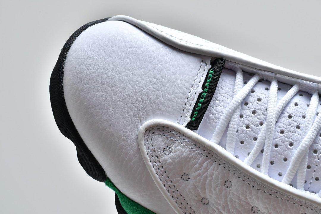 Air Jordan 13 Retro Lucky Green 12
