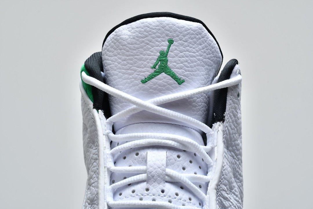 Air Jordan 13 Retro Lucky Green 13