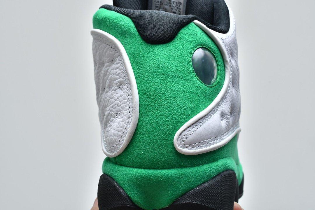 Air Jordan 13 Retro Lucky Green 14