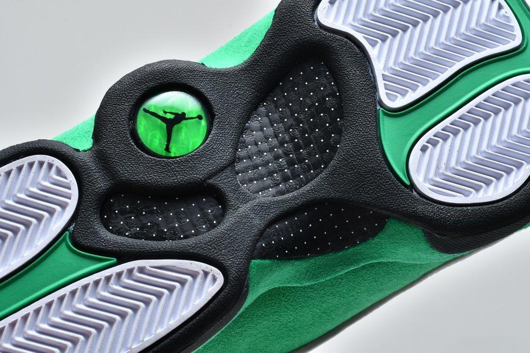 Air Jordan 13 Retro Lucky Green 15