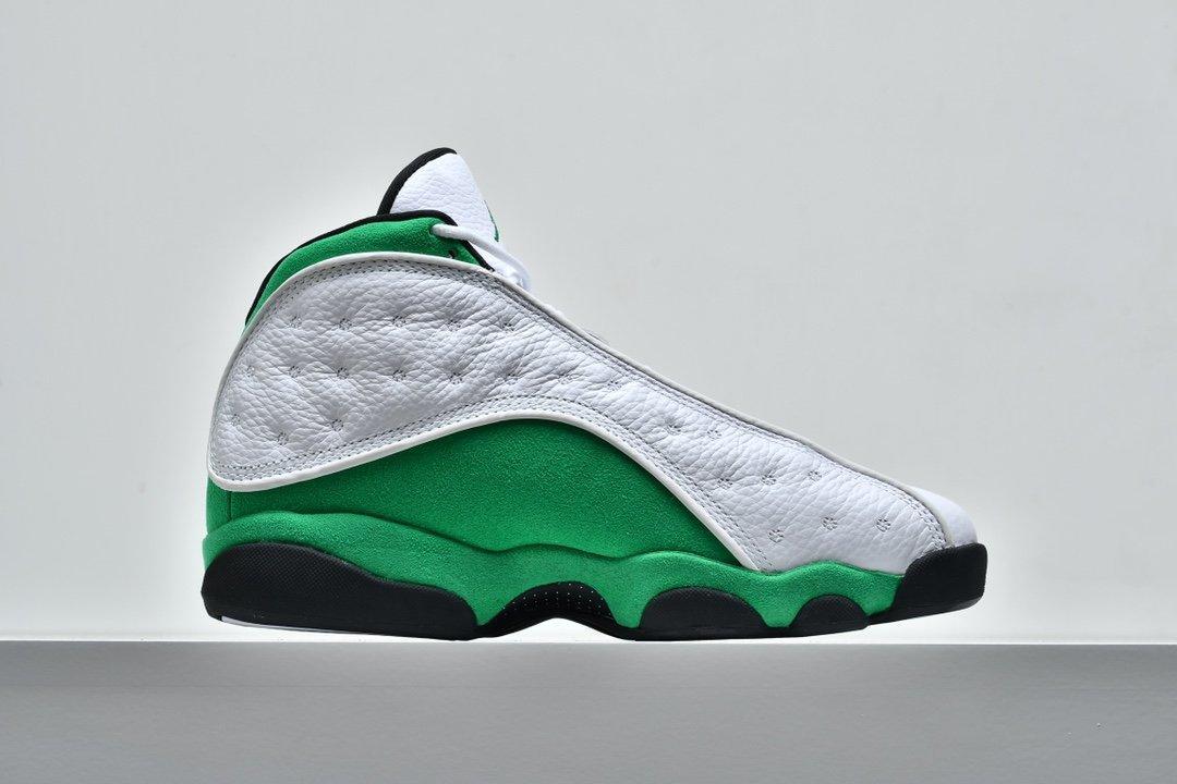 Air Jordan 13 Retro Lucky Green 2