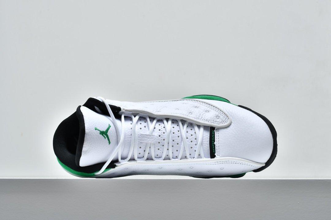 Air Jordan 13 Retro Lucky Green 3