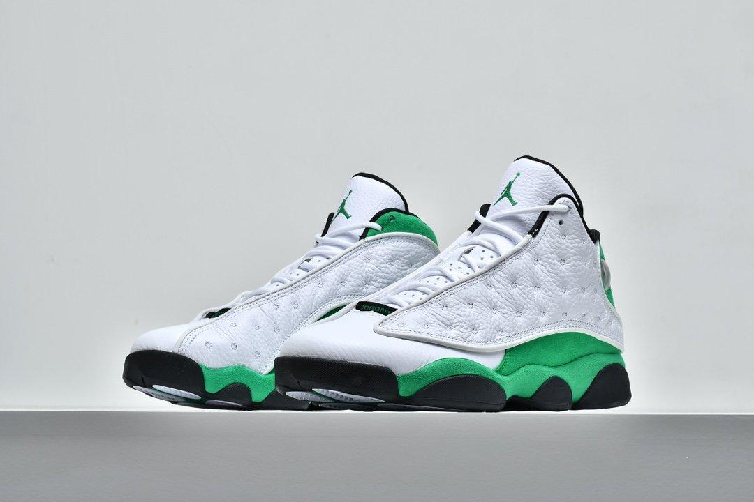 Air Jordan 13 Retro Lucky Green 5