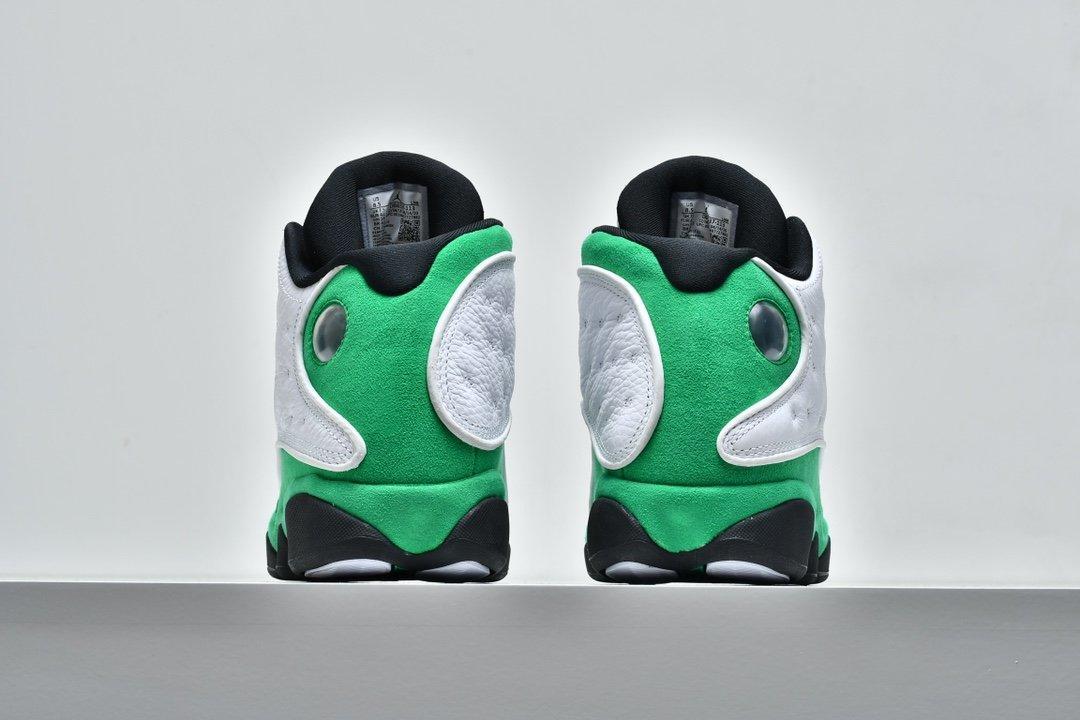 Air Jordan 13 Retro Lucky Green 6