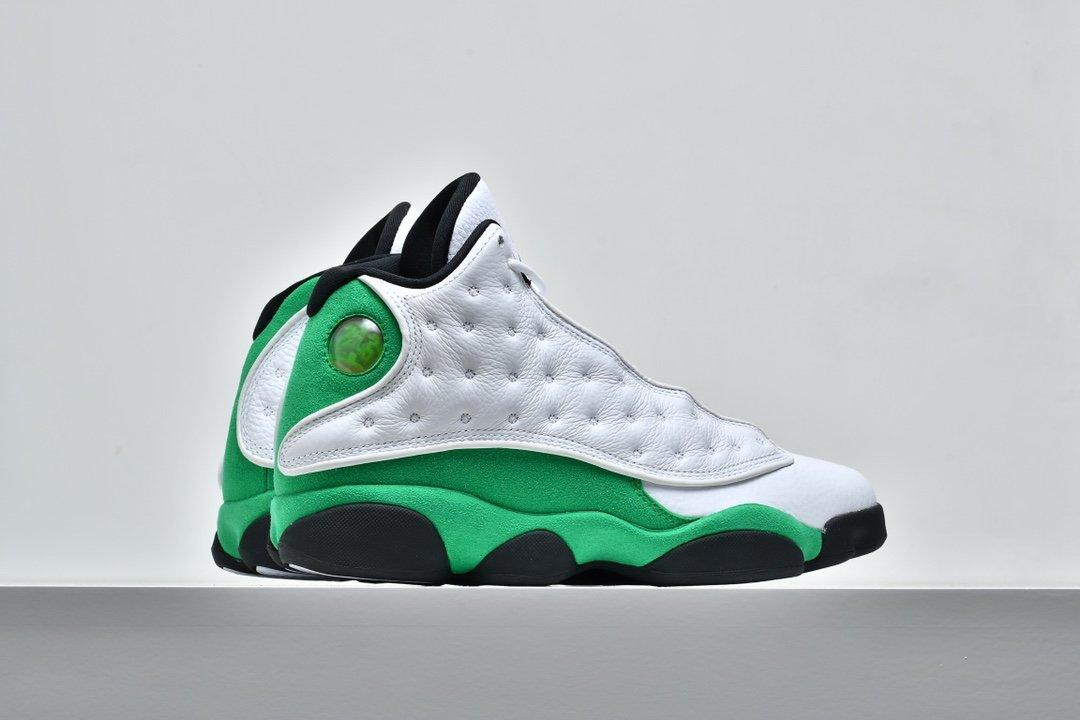 Air Jordan 13 Retro Lucky Green 7