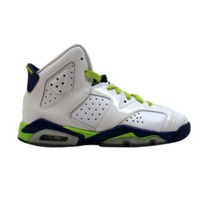 Air Jordan 6 Retro GG Fierce Green GS