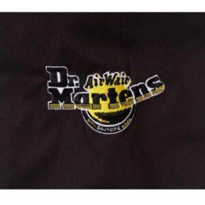 BAPE X DR.MARTENS Work Shirt Shirt Black 2