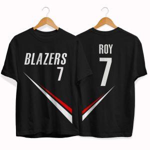 Blazers 7 Brandon Dawayne Roy tee by slamdunk