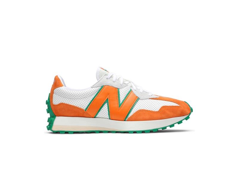 Casablanca x NB 327 Idealist Orange