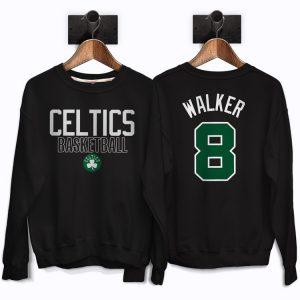 Celtics 8 Kemba Walker Sweetshirt by Slamdunk 2