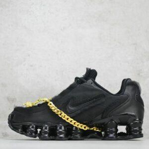 Comme des Garcons x Wmns Nike Shox TL Black 1